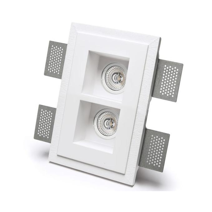 9010 Novantadieci – Basic 4180A Užglaistomas berėmis šviestuvas  - 1