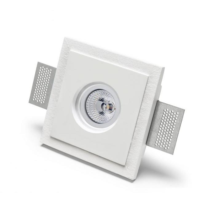 9010 Novantadieci – Basic 4181 Užglaistomas berėmis šviestuvas  - 1