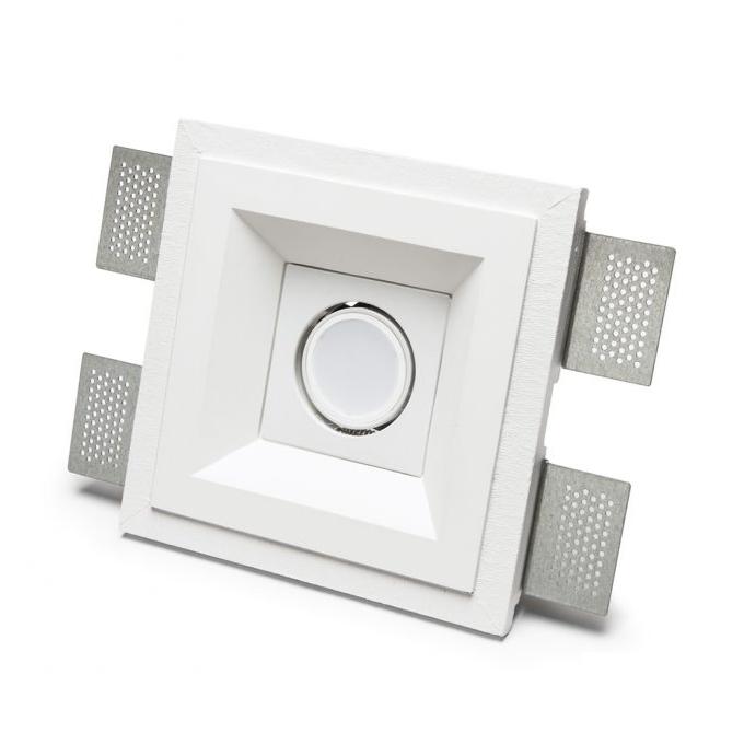 9010 Novantadieci – Basic 4215 Užglaistomas berėmis šviestuvas  - 1