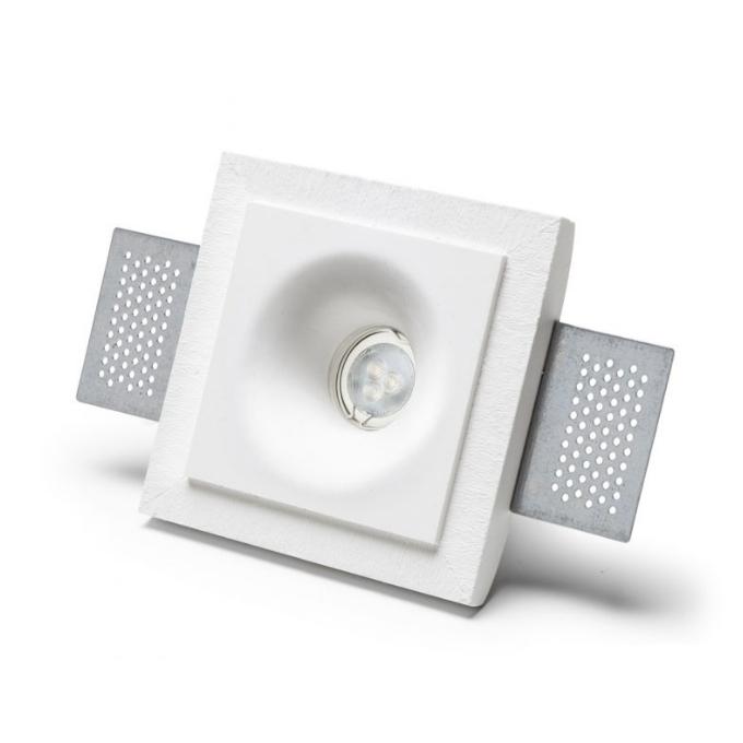9010 Novantadieci – Basic 4275 Užglaistomas berėmis šviestuvas  - 1