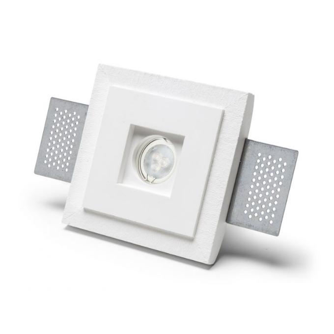 9010 Novantadieci – Basic 4276 Užglaistomas berėmis šviestuvas  - 1