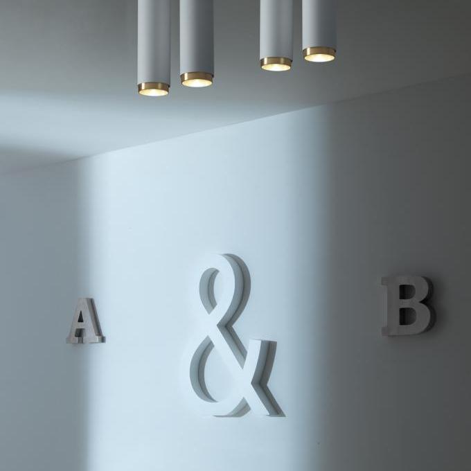 Oty Light – Pop 07 Ø 12,0 BI-COLOR Lubinis šviestuvas  - 1