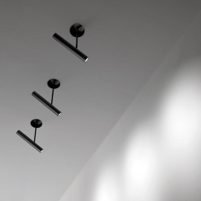 Oty Light – POP P12 ø3,0 Užglaistomas berėmis šviestuvas  - 2