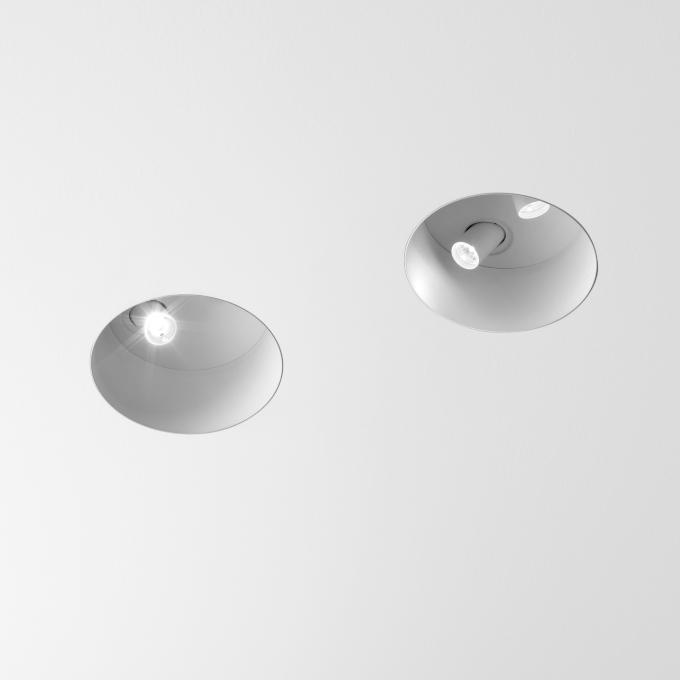 Oty Light – Pop PL3X Ø17,0 Look Užglaistomas berėmis šviestuvas  - 1