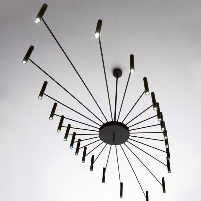 Oty Light – POP P40 Chandelier oval Pakabinamas šviestuvas  - 3