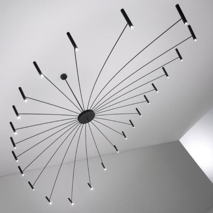 Oty Light – POP P40 Chandelier oval Pakabinamas šviestuvas  - 4