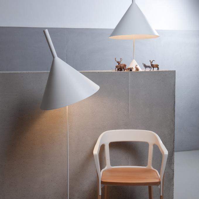 Vertigo Bird – Funnel Pastatomas šviestuvas  - 2