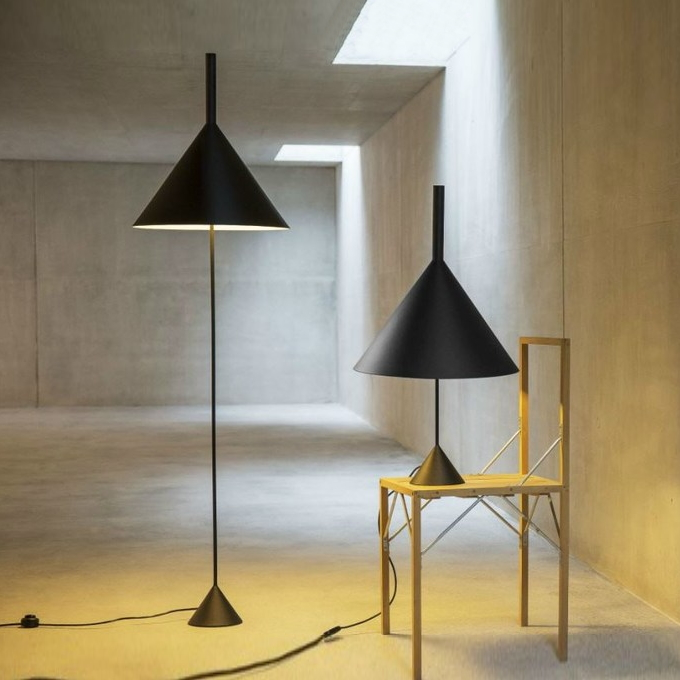Vertigo Bird – Funnel Pastatomas šviestuvas  - 1