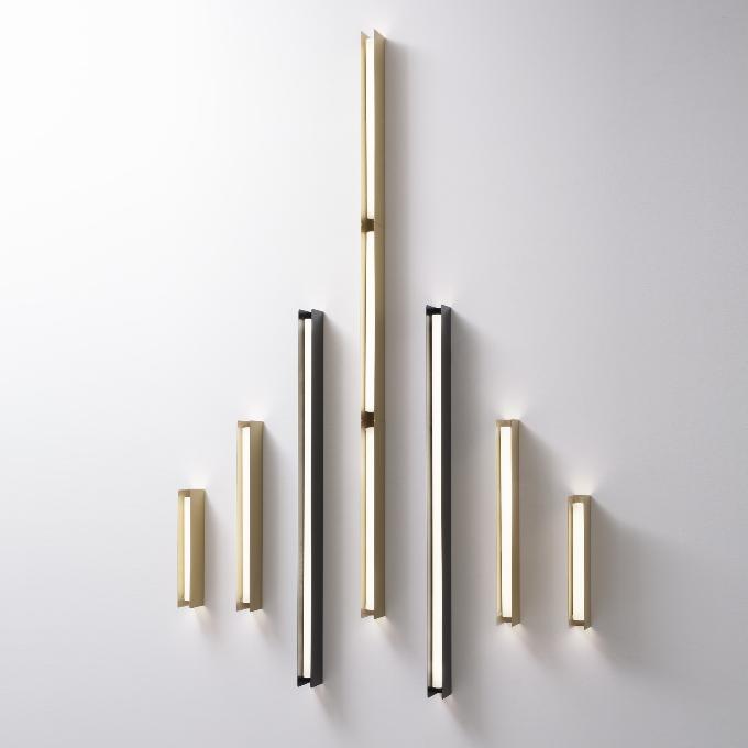 Vesoi – U Brass Sieninis šviestuvas  - 3