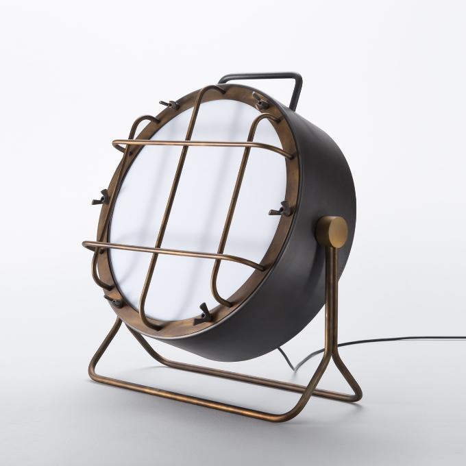 Zava – Cantiere with grid Pastatomas lauko šviestuvas  - 1
