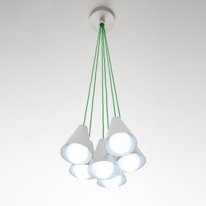 Zava – Cono 6 Pakabinamas šviestuvas  - 1