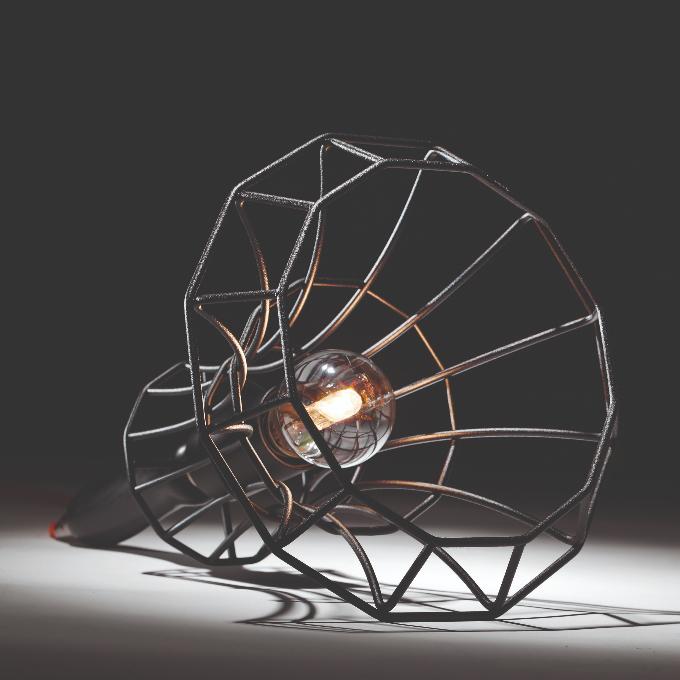 Zava - Lady Cage Table  - 2