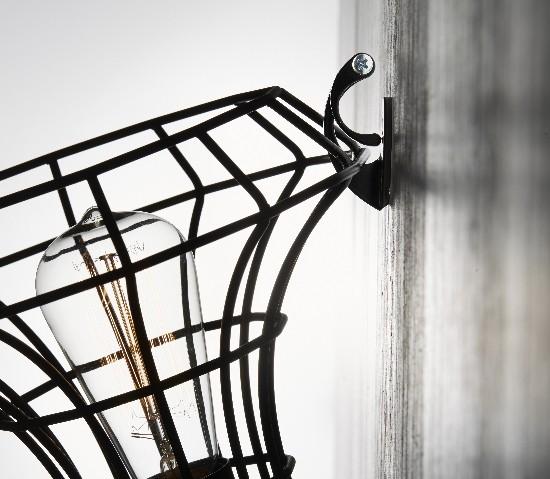 Zava – Lady Cage Sieninis šviestuvas  - 2