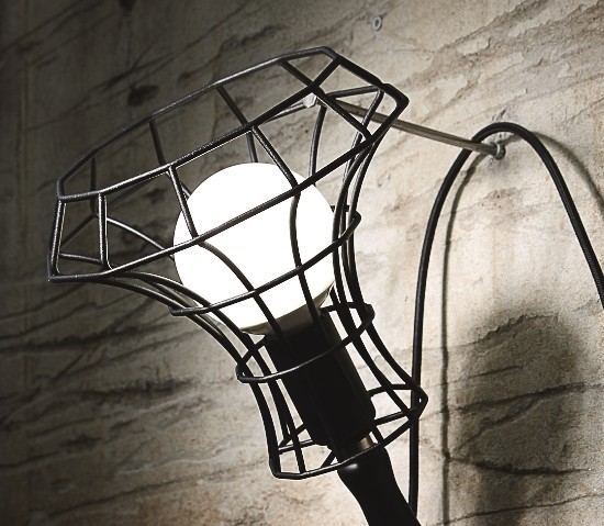 Zava – Lady Cage Sieninis šviestuvas  - 3