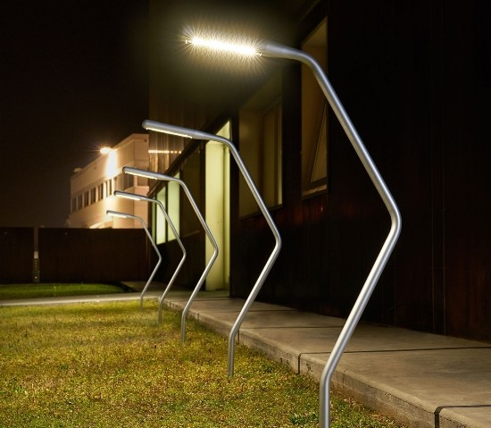 Zava – Pils Pastatomas lauko šviestuvas  - 1