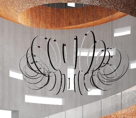 Zava – Rings Pakabinamas šviestuvas  - 3