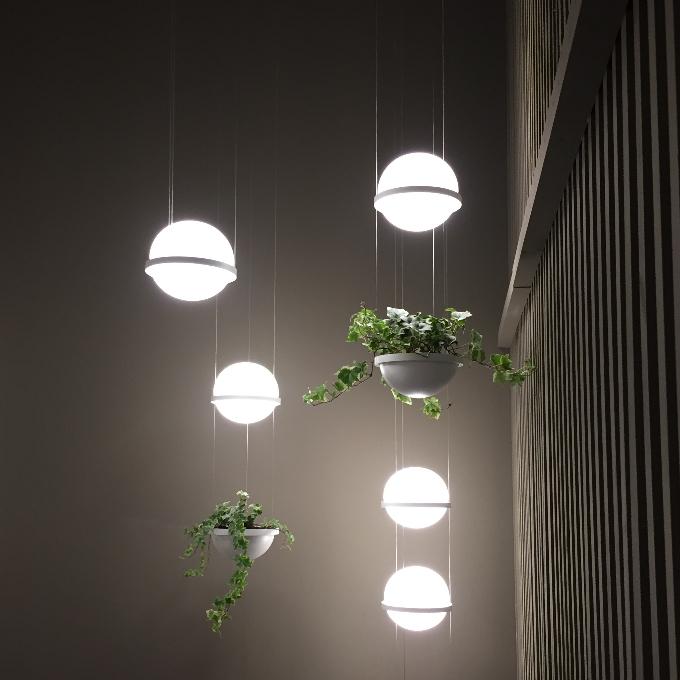 Vibia – Palma Pakabinamas šviestuvas  - 3