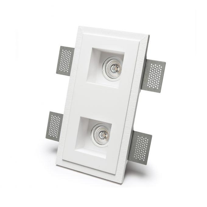 9010 Novantadieci – Basic 4180B Užglaistomas berėmis šviestuvas  - 1