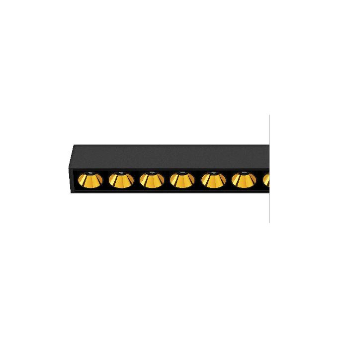 Arkoslight – Black Foster Surface 10 Lubinis šviestuvas  - 1