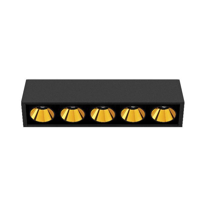 Arkoslight – Black Foster Surface 5 Lubinis šviestuvas  - 1