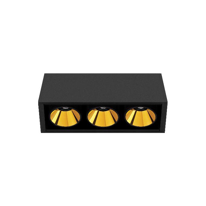 Arkoslight – Black Foster Surface 3 Lubinis šviestuvas  - 1