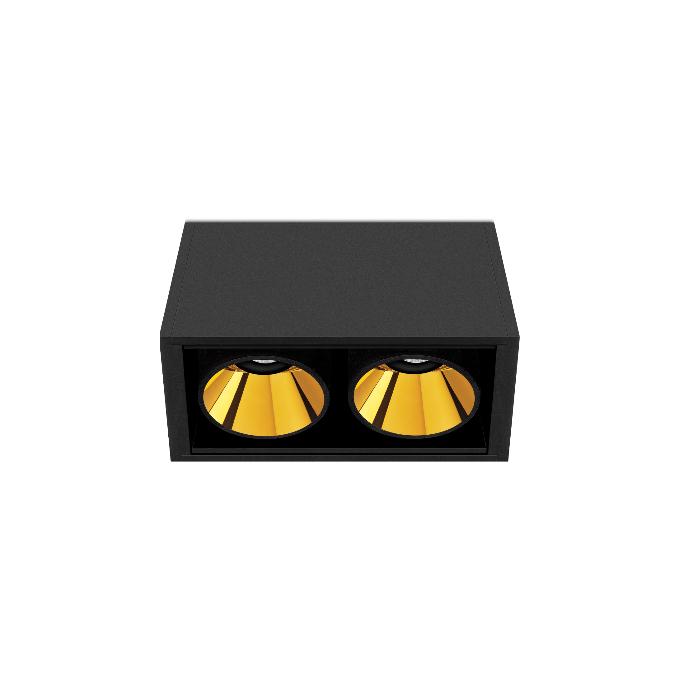 Arkoslight – Black Foster Surface 2 Lubinis šviestuvas  - 1