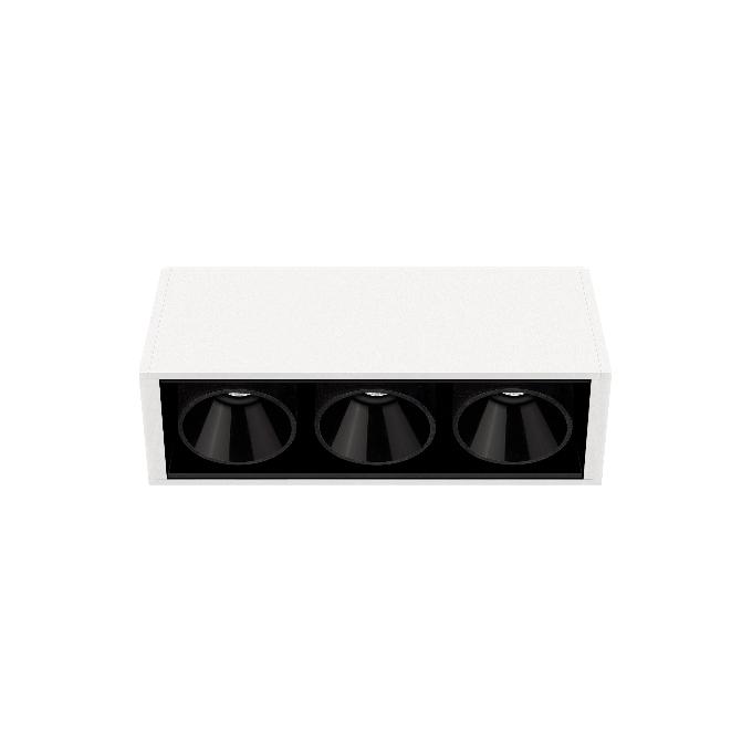 Arkoslight – Black Foster Surface 3 Lubinis šviestuvas  - 3