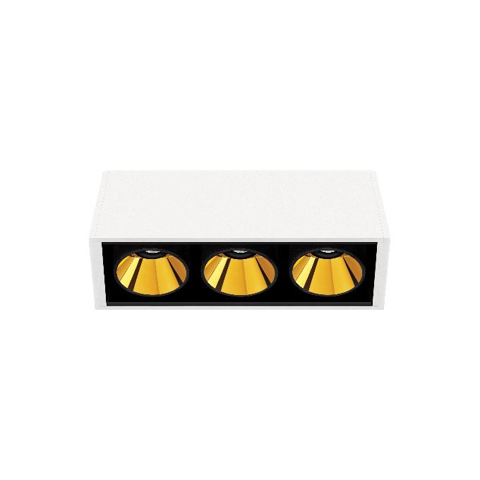 Arkoslight – Black Foster Surface 3 Lubinis šviestuvas  - 2