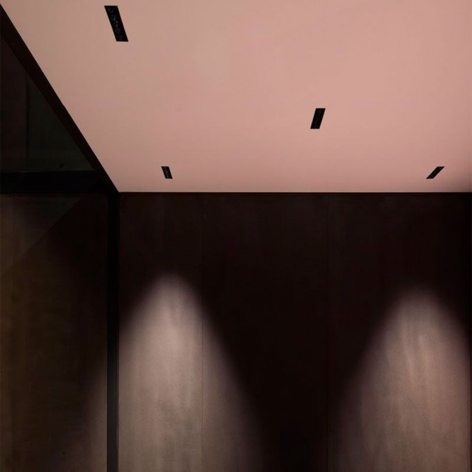 Šviestuvas Arkoslight – Black Foster Trimless Užglaistomas berėmis šviestuvas  - 2