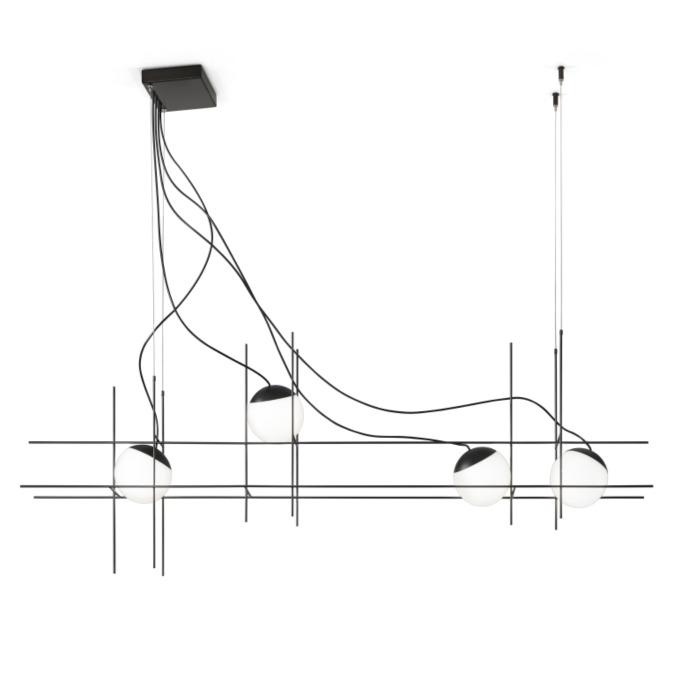Šviestuvas Vistosi – Plot Frame Pakabinamas šviestuvas  - 1