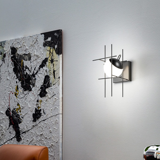 Šviestuvas Vistosi – Plot Frame Wall Sieninis šviestuvas  - 2