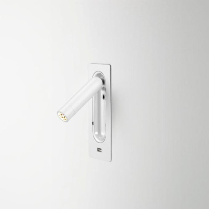 Šviestuvas Marset – Ledtube RSC USB Sieninis šviestuvas  - 2