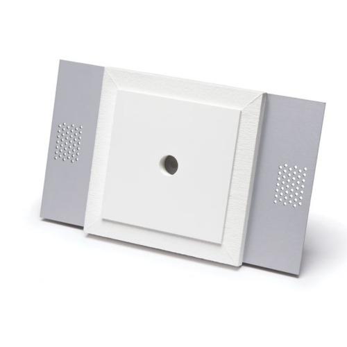 Šviestuvas 9010 Novantadieci – 4247E Užglaistomas berėmis šviestuvas  - 1