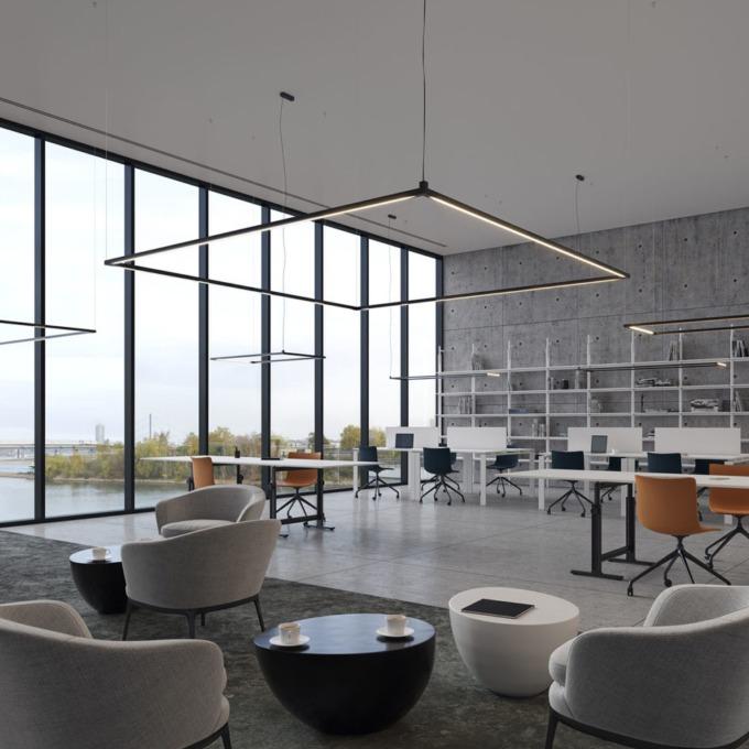 Šviestuvas Nemo – Desk Matrix Pakabinamas šviestuvas  - 4