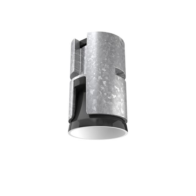 Šviestuvas Flos – Dots 2L Užglaistomas berėmis šviestuvas  - 1