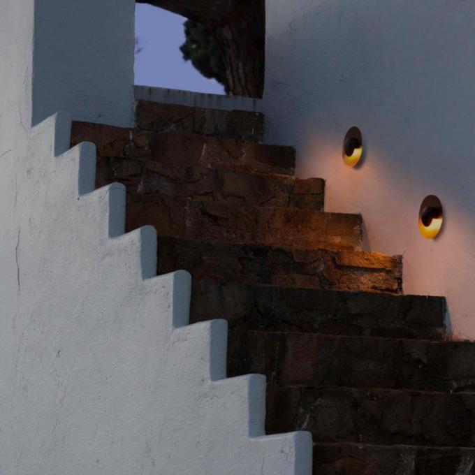 Šviestuvas Marset – Ginger Sieninis lauko šviestuvas  - 8
