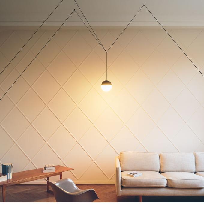 Šviestuvas Flos – String Light Pakabinamas šviestuvas  - 3