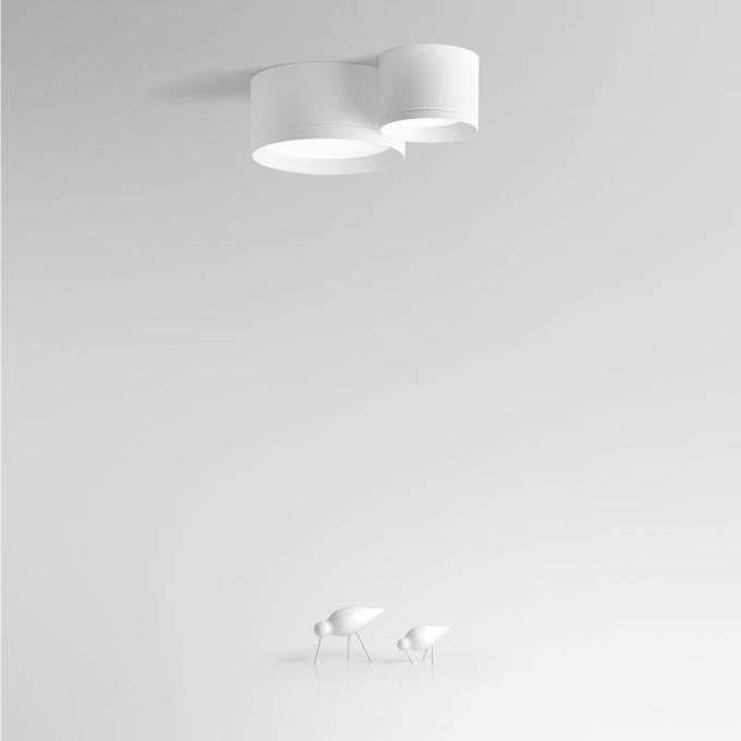Šviestuvas Arkoslight – Stram Surface Mini Lubinis šviestuvas  - 1