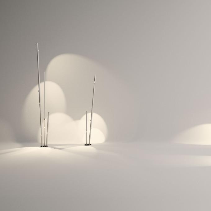 Šviestuvas Vibia – Bamboo Floor Pastatomas lauko šviestuvas  - 2