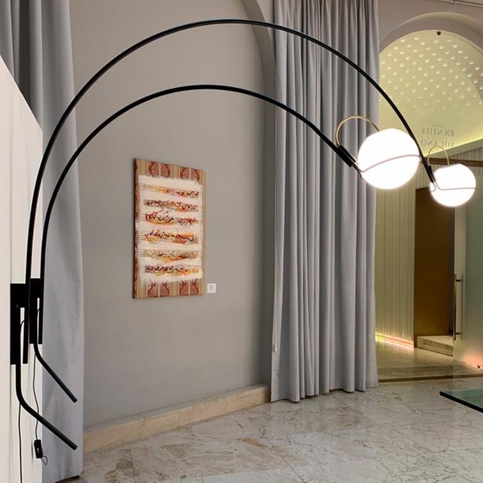 Šviestuvas Fontana Arte – Alicanto Sieninis šviestuvas  - 4